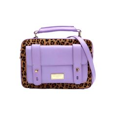 PICADILLY satchel by GRUNENBERGER Paris - DUO JUNGLE