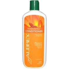 Aubrey Organics Honeysuckle Rose Conditioner  Dry Hair / Replenish - Moisture Intensive, Restores & Hydrates   Organic Rosa Mosqueta oil and a blend of rich floral extracts smooth away tangles and leave dry, brittle hair soft and manageable in this ultra-hydrating formula. Lightly floral Honeysuckle scent!   Organic Rosa Mosqueta Oil is high in vitamins C & E; restores moisture Organic Argan Oil smoothes hair fiber; restores nutrients Chrysanthemum, Angelica & Magnolia boosts shine & soothes…
