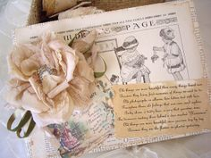 Box ~ home for journal | Flickr - Photo Sharing!