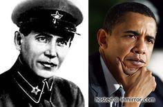 Nikolai Yezhov, Eddie Murphy, History Memes, Matthew Mcconaughey, Communism, Socialism, Jack Black, Barack Obama, Time Travel