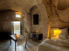Le Grotte della Civita, Matera, 2000