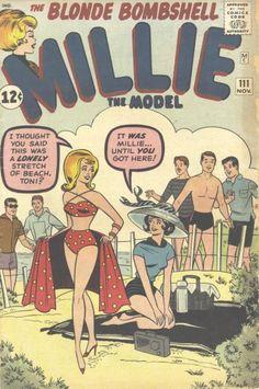 Millie the Model #111