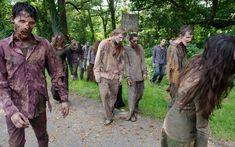 More Walking Dead costume designer tips. Walking Disney crunch time is a go!