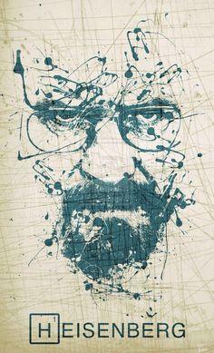 Walter White (by Fernando de Carabassa, Argentina)