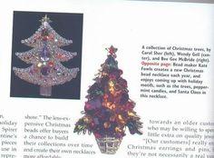Story on my Christmas Tree pins.