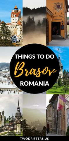 Things to do in Brasov, Romania | What to see in Romania | Brasov travel guide | Traveling to Eastern #Europe
