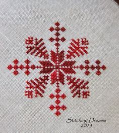And a frosty good morning to you, my friends! I hope you are enjoying this busy, busy countdown to Christmas. I& a bit behind on everythin. Small Cross Stitch, Cross Stitch Letters, Cross Stitch Bookmarks, Cross Stitch Rose, Cross Stitch Borders, Modern Cross Stitch Patterns, Cross Stitch Flowers, Counted Cross Stitch Patterns, Cross Stitch Designs