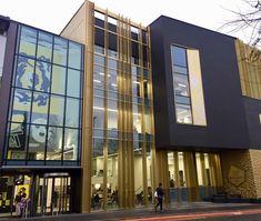 Auditorium Design, Leeds England, New Builds, The Expanse, New Art, Multi Story Building, University, Fill, Website