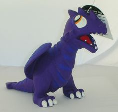 "Alesia Dino Dog Squeaky Toy Purple 4"" Knight Pet Brand Latex New with tags Dogs love squeaky toys and this soft, yet durable, squeaky toy will provide hours of fun for your fur baby. $3.00"