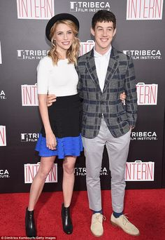 Her arm candy: Madam Secretary's Wallis Currie-Wood - who plays ATF Interviewer #1 in The ...