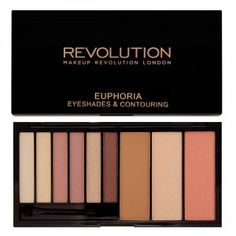 Makeup Revolution Euphoria Palette Bare - need&now!!