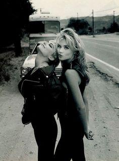 Josie Bissett & Amy Locane