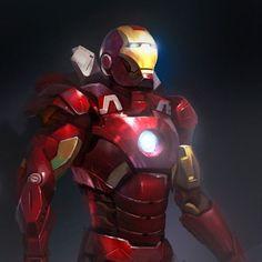 Iron Man!  #ComicsAndCoffee