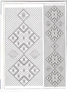 patroon con aranas