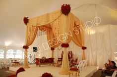 House of dipali mandap decor