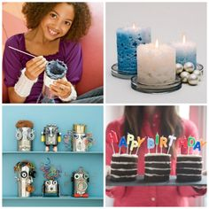 One Tin Can … 20 Fabulous Craft Ideas | Spoonful Daily update on my site: iliketodecorate.com