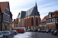 Büdingen - Hesse - Architectura per Homine
