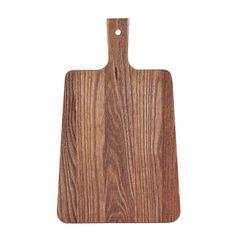 Deska do krojenia House Doctor Walnut Board House Doctor, Wood Chopping Board, Glass Cutting Board, Cutting Boards, Rustic Serving Trays, Wood Detail, Walnut Wood, Dark Walnut, Triangles
