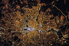 The city of London from way up high - Imgur