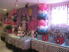 Hostess with the Mostess® - Sock hop 50's Diner Party
