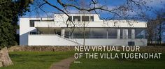 Villa Tugendhat - Ludwig Mies Van Der Rohe