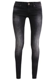 Replay LUZ Slim Fit Jeans black denim