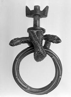 Door knocker | possibly French | The Met