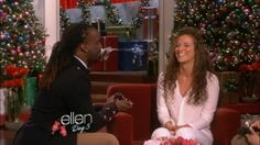 Andrew McCutchen had a great season for the Pirates winning the National League MVP and continues his success off the field. McCutchen proposed to his gorgeous girlfriend on the Ellen Show.
