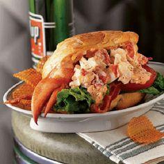 lobstersaladonabun