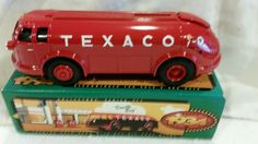 Vintage Texaco 1994 doodle bug 1934 diecast bank collectible new in box in Collectibles, Advertising, Gas & Oil | eBay