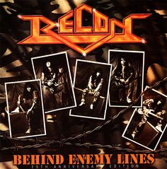 Recon - Behind Enemy Lines [25th Anniversary Edition] CD 2016 Roxx ** MINT ** #ChristianGospel