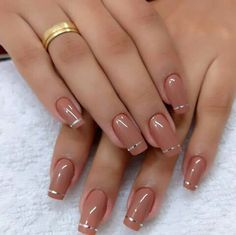 How to choose your fake nails? - My Nails Glittery Nails, Cute Acrylic Nails, Pink Nails, My Nails, Heart Nails, Chic Nails, Stylish Nails, Swag Nails, Grunge Nails