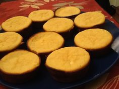 Lemon Ricotta Muffins, made using garbanzo bean flour. http://www.myfitnesspal.com/recipe/view/137447035694205