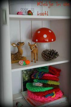 #watdoetvanessanu zoet geluk, paddestoel, at home, huis, decoratie, deer oh deer, hertjes liefde, gehaakte mutsen, knutsels, haken