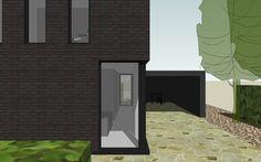 Een open bebouwing met carport 1102WREE stam.be