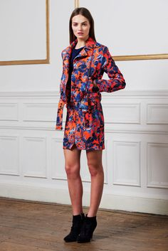 Matthew Williamson Pre-Fall 2014 Fashion Show Collection