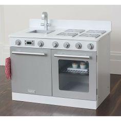 White Gourmet Toy Kitchen $150 from australia