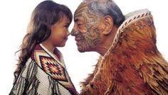 Hongi Maori