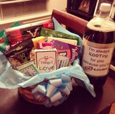 25 DIY Gift baskets for any occasion (28 photos) – theBERRY