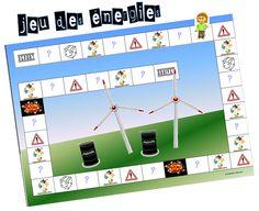 jeu des énergies - jeu de coopération - jeuxdecole