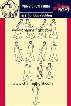 Wing Chun Form-Bridge Seeking 6/6