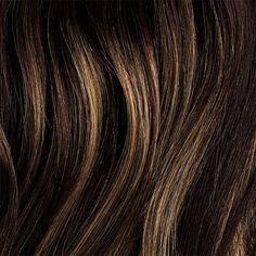 Dark Brown Balayage, Highlights For Dark Brown Hair, Brown Hair Colors, Hair Highlights, Blonde Hair For Dark Hair, Thick Hair, Brown Hair With Lowlights, Balayage Extensions, Luxy Hair Extensions