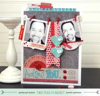 A Project by JenGallacher from our Scrapbooking Gallery originally submitted 02/01/13 at 08:50 AM