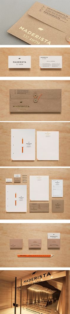 Made risks | #stationary #corporate #design #corporatedesign #identity #branding #marketing < repinned by www.BlickeDeeler.de | Take a look at www.LogoGestaltung-Hamburg.de
