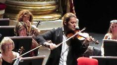 David Garrett - Bach Sarabande - Neapel/Napoli 15.02.2014 (+playlist)