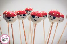 Sweet Cucas and Cupcakes by Rosângela Rolim: Pop Cakes Piratinhas!