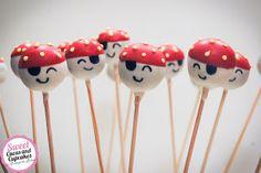 Sweet Cucas and Cupcakes by Rosângela Rolim: Pop Cakes Piratinhas!