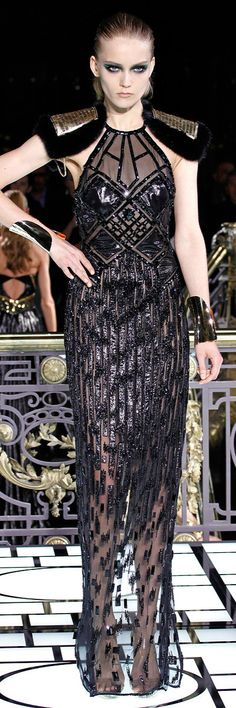 Versace Spring 2013 Couture.