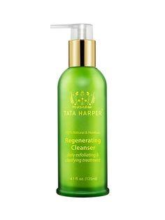 Best of Beauty 2015 All-Natural Winner: Tata Harper Regenerating Cleanser   allure.com